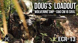 Doug's Loadout -Wolverine SMP G&G CM16 SRXL