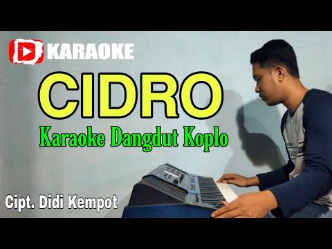 cidro-karaoke-koplo-tanpa-vokal---didi-kempot
