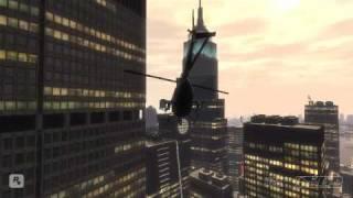 GTA IV Parachute mod