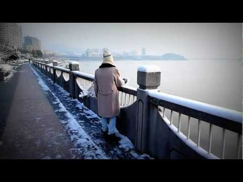 The Heaviest snowfall in Hangzhou China in decades. 杭州几十年来最大的雪 - 2011
