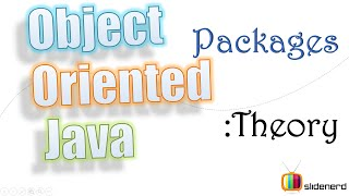 68 java packages theory |