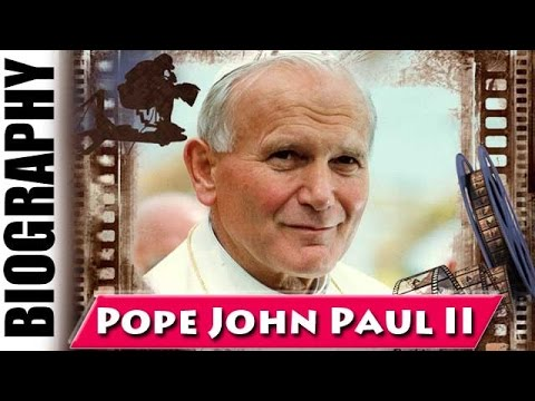 pope john paul ii biography That same year pope john paul ii suffered severe wounds when he was shot as he entered st peter amazing facts about john paul ii pope john paul ii - the pope.