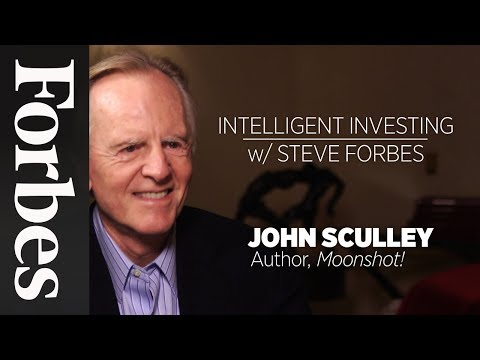 John Sculley: Billion-Dollar Start-Up Opportunities Abound   Forbes