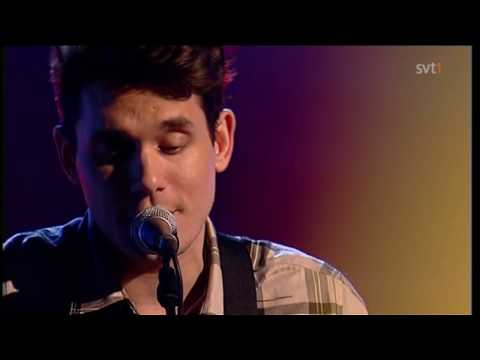John Mayer - Who Says (Live Skavlan)