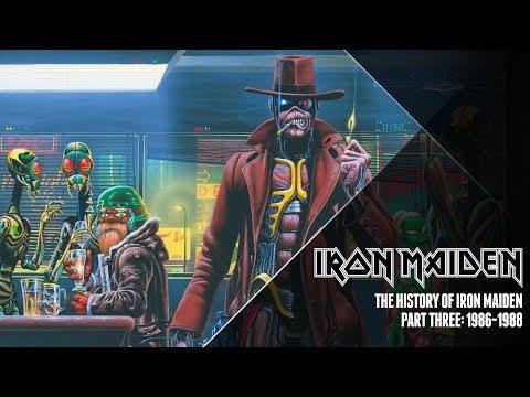 The History Of Iron Maiden - Part Three
