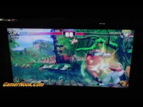 Justin Wong China Town Arcade Street Fighter 4 Rufus vs Ken