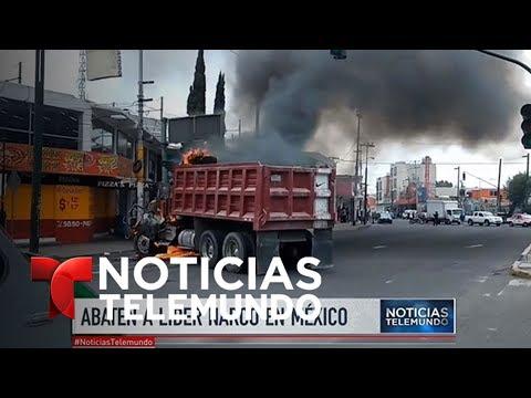 Abatido en México el líder del Cártel de Tláhuac | Noticiero | Noticias Telemundo