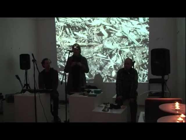 Užgavėnių garsai - grupės Garsinė Izoliacija koncertas Ukmergės kraštotyros muziejuje