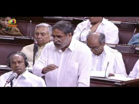 Anand Sharma Strong Reply to Subramanian Swamy Over AgustaWestland Scam in Parliament | Mango News