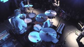 Wake- Hillsong Young & Free Live Drum Cover