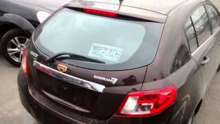 Geely Emgrand Hatchback - 2013