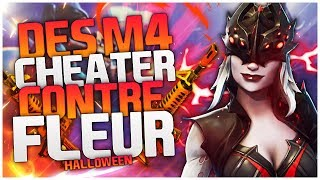 THIS DEBUTANT M'ECHANGE OF THE FLOWERS AGAINST M4 HALLOWEENS - Fortnite Save the World