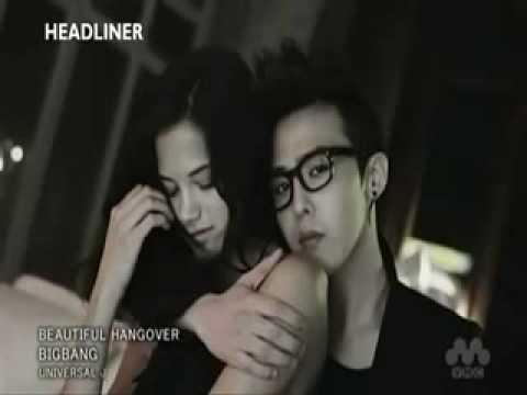 Big Bang - Beautiful Hangover MV