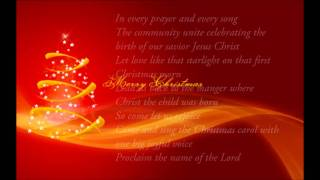 Christmas in our Hearts (lyrics)