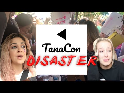 SNEAKING INTO TANACON (live footage of riots, & more) *EXPOSED*