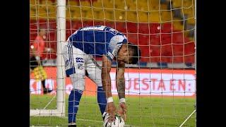 Millonarios 6 Alianza Petrolera 1 - Fecha 20 Liga Betplay 2020: eliminación y fracaso azul.
