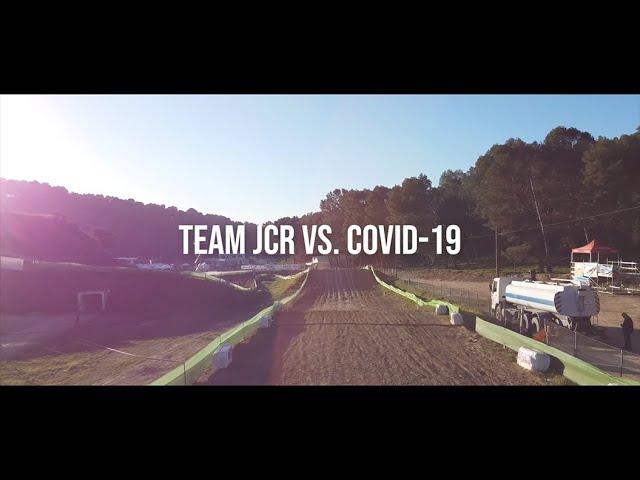El Team JCR contra el COVID-19
