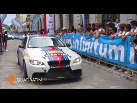 Llega la Carrera Panamericana a Oaxaca