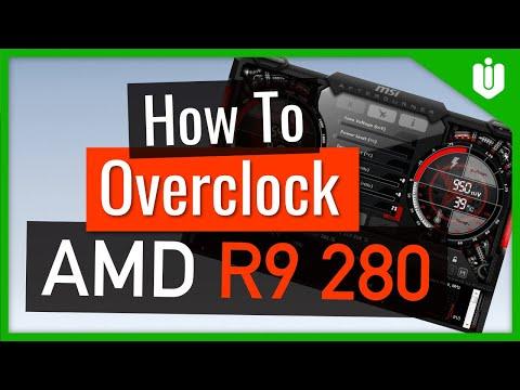 RGOC: How to Overclock AMD Radeon R9 280 [Guide, Voltage tweak]
