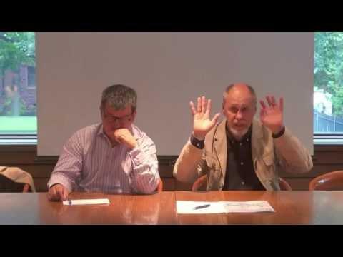 Crisis and Conflict in Ukraine, Prof. Valerii Padiak