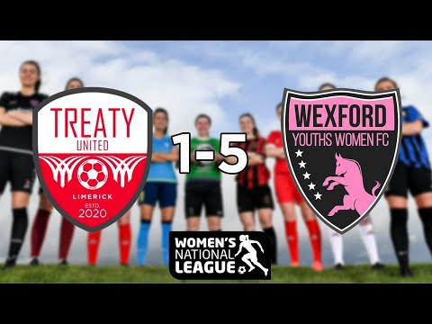 WNL GOALS GW7: Treaty United 1-5 Wexford Youths