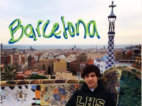 Visiting London and Barcelona!
