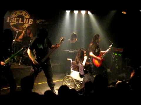 13 Club: Chinesischer Gothic Metal - Peking China - YouTube