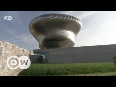 Austria's museum of bread - the Paneum | DW English