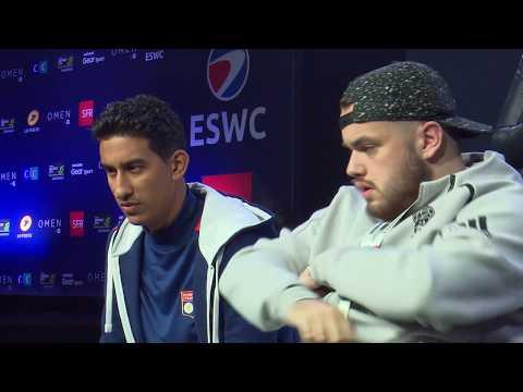 ESWC PGW Fifa 18 Challenge - Rafsou vs RocKy