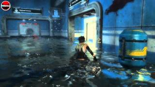 Hydrophobia Prophecy Gameplay PC {HD}