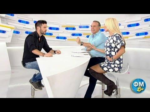 ΦΜ Live - 20.10.2014 - με τον Γιάννη Τσιμιτσέλη