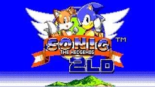 Sonic 2 LD Episode 01 - EHZ - Walkthrough