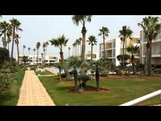 Appartement A VENDRE ou A LOUER, 106 m², 2 chambres, Casablanca, Dar Bouazza, Tamaris