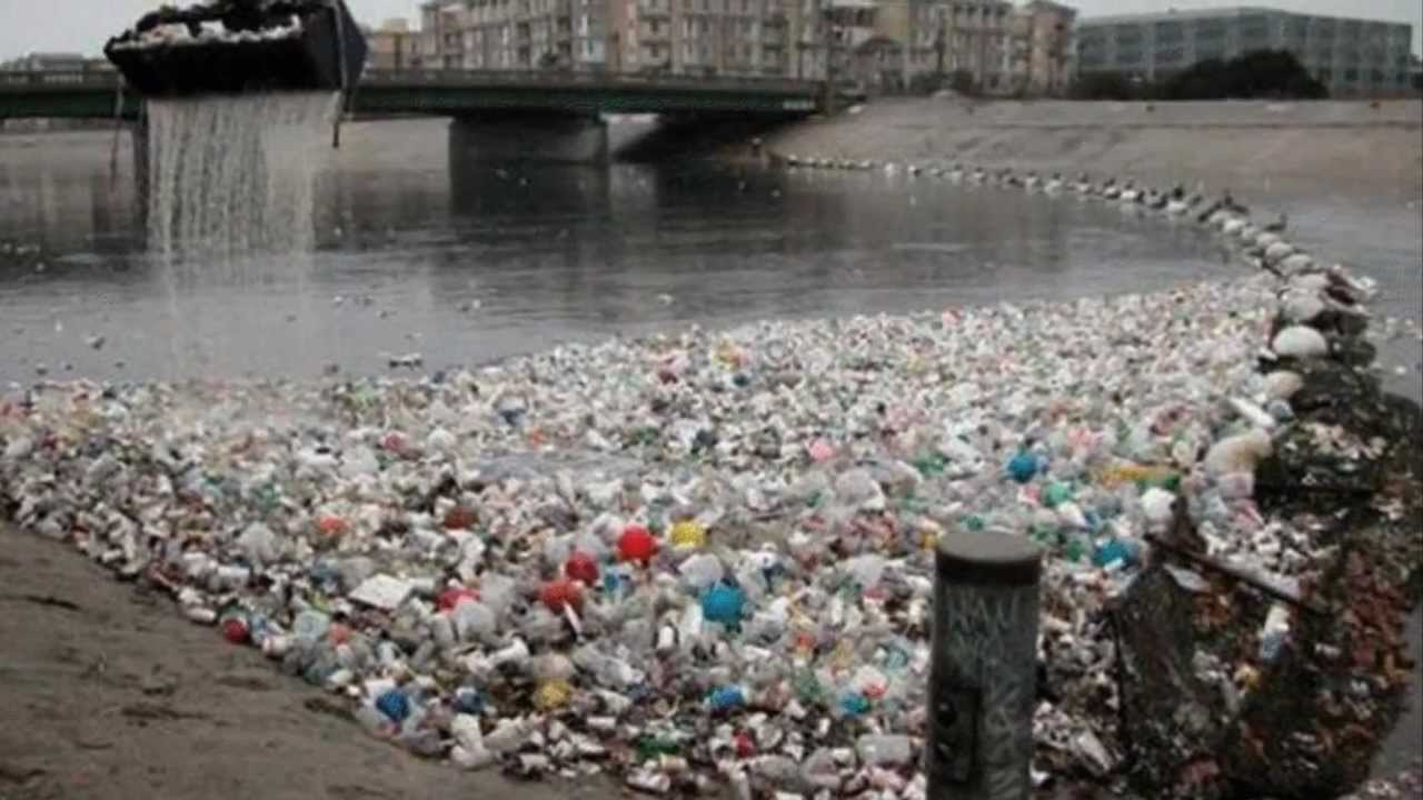 загрязнение окружающей среды фото