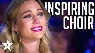 INSPIRATIONAL Choir Makes All The Judges CRY On Spain's Got Talent | Got Talent Global