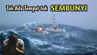 Download Antara Hidup & Mati | Kapal kena BADAI | Resiko jadi Pelaut | Part 1