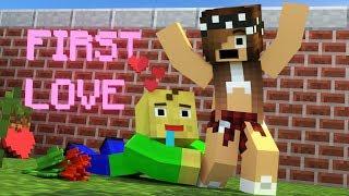 Monster School : Baldi's First Love - Minecraft Animation