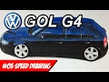 Vw Gol G4 BLACK EDITION - Speed Drawing