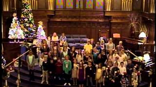 """Christmas in Black and White""  Christmas Program - December 14, 2014"