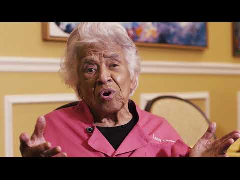 Leah Chase the New Orleans Legend