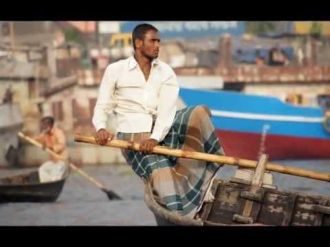 Buriganga River Boat Ride (Sadarghat) Slideshow - Old Dhaka, Bangladesh