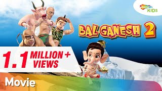 Bal Ganesh 2 - Full Movie in English - Kids Animated Movies