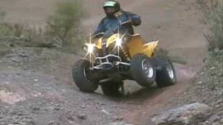 Can Am 500 Renegade Best Climbing Quad of Sonoran Desert