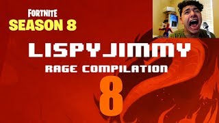 LispyJimmy Rage Compilation 8 (Saltiness and Funny Moments)