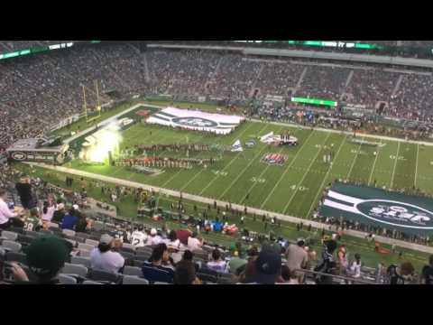 New York Jets Entrance
