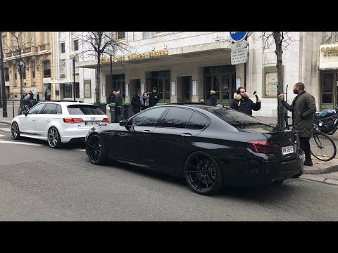 BMW M5 F10 750 CV !!