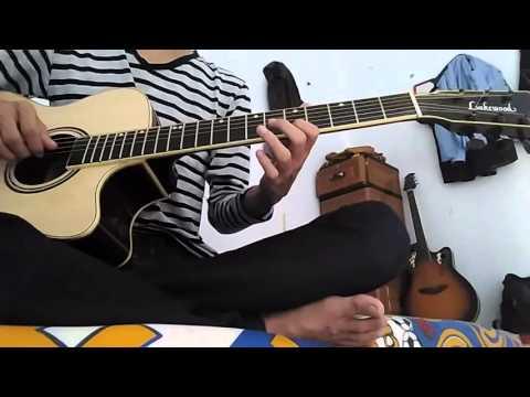 Fingerstyle Audy-Menangis Semalam