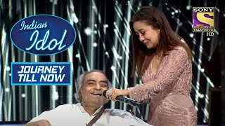 Stage पर Create हुआ एक Emotional और Heart - Touching Moment | Indian Idol | Journey Till Now