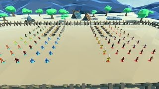 Epic Battle Simulator Android Gameplay
