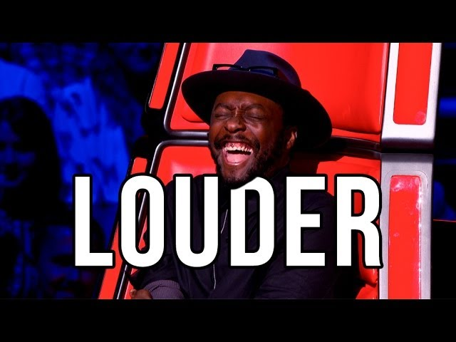 The Voice LOUDER: Blind Auditions 7 Highlights – The Voice UK 2014 – BBC One